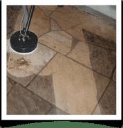 Limpieza de superficies duras