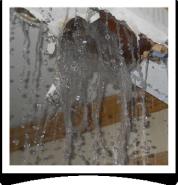 Restauración de daño por agua