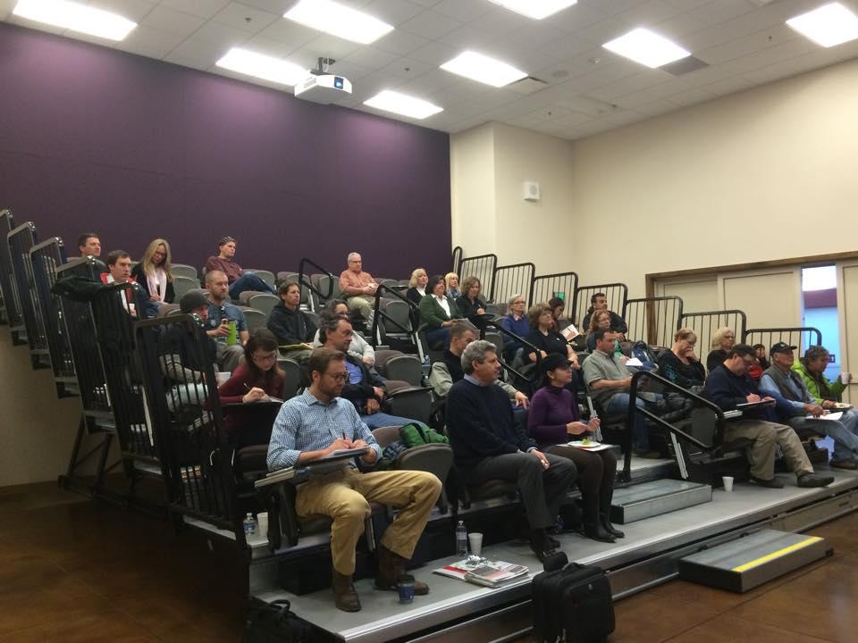 CMC Auditorium - Get Paid Class