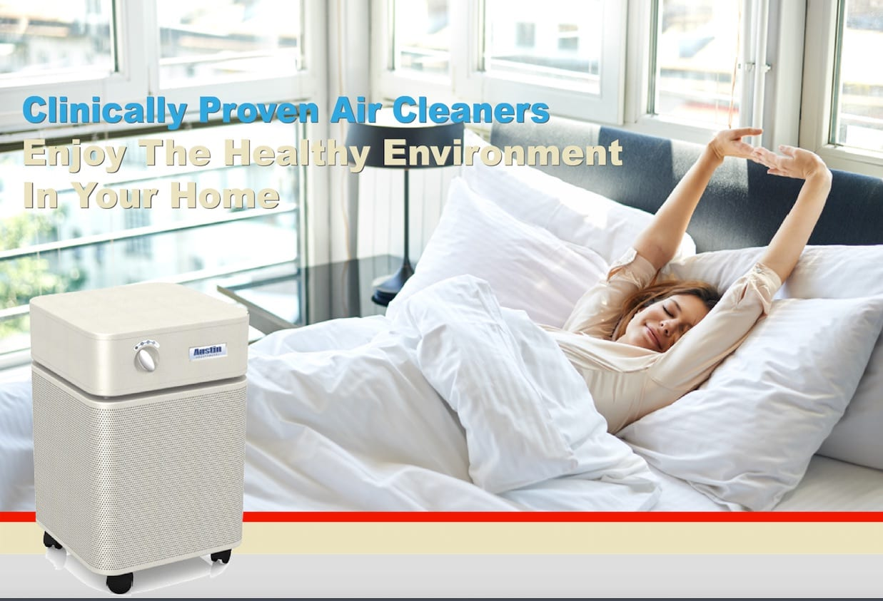 Clinically Proven Air Cleaners