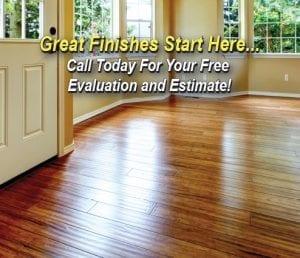Clean and Restore hardwood floor