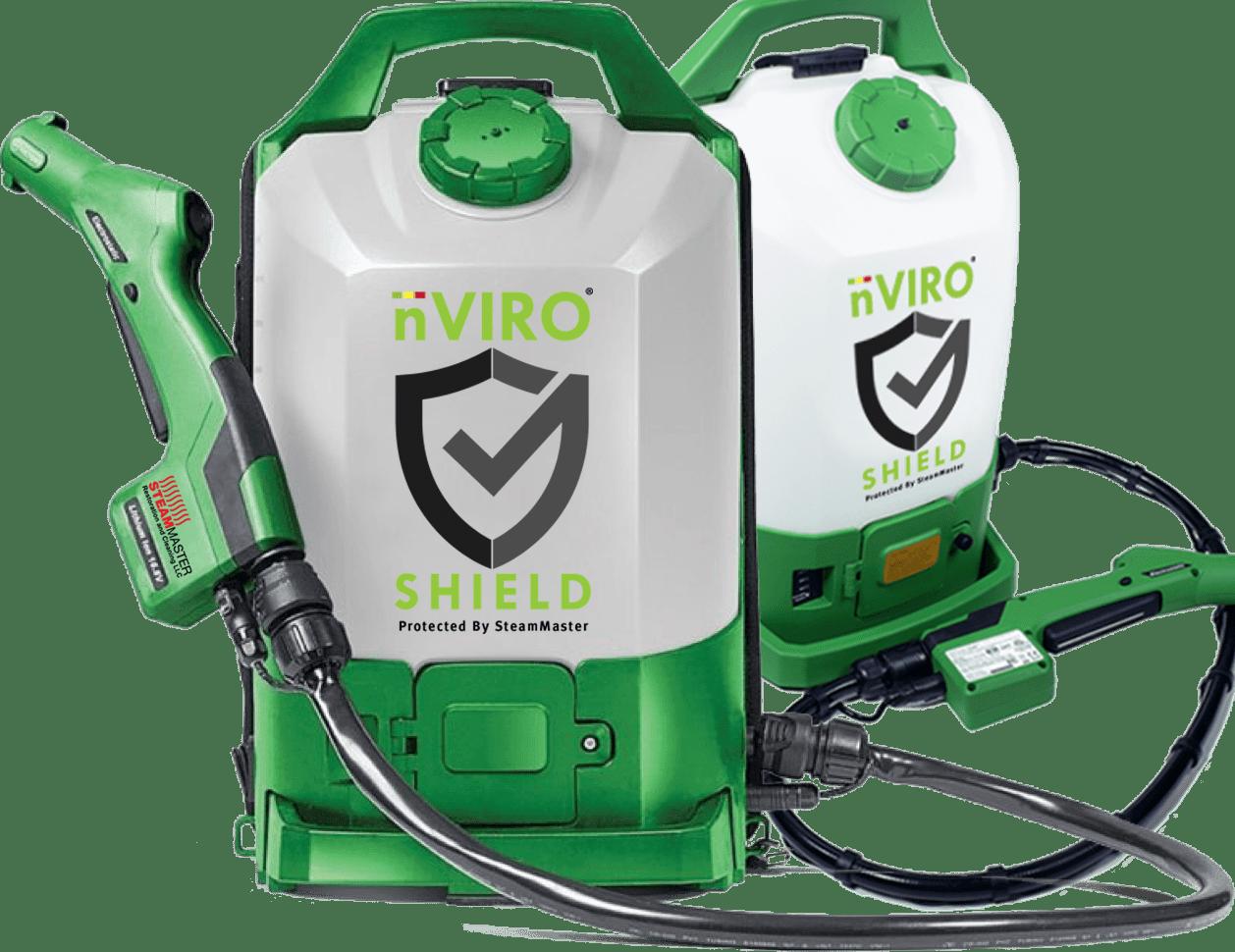 nVIRO Shield Pathogen Control System